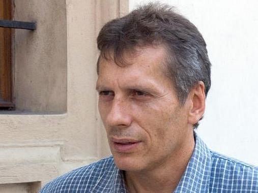 Vladimír Hučín.