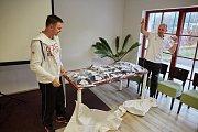 Kemp pro učitele tělesné výchovy pořádaný Českým olympijským výborem v Hostivicích
