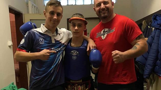 Klub Muay Thai Olomouc se na turnaji MAXIMUS Cup vytasil s mladými nadějemi.