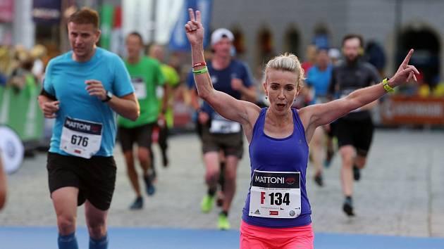 Olomoucký půlmaraton. Ilustrační foto