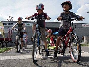 Zábavné odpoledne pro rodiče s dětmi v Centru Semafor