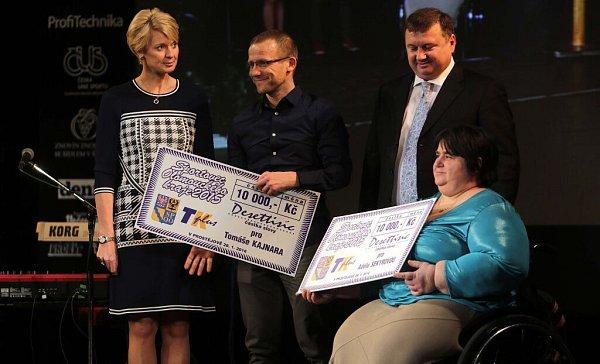 Vyhlášení Sportovce Olomouckého kraje za rok 2015