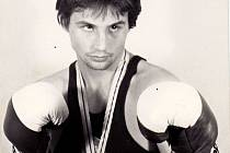 Olomoucký boxer Radomír Špringl