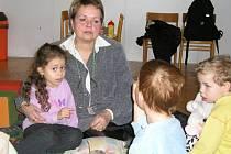 Marta Skřebská se vrátila k původní profesi – stará se o děti.
