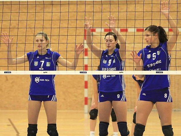 Volejbalistky Olomouce