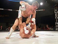 Cage Fight Olomouc. Ilustrační foto.