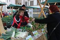 Hanácké farmářské trhy Olomouc