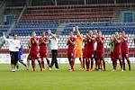 Výběr amaterských hráčů České republiky (Olomoucký kraj) remizoval se Slovenskem 0:0 a slavil postup na mistrovství Evropy amatérů