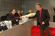 Krajský soud v Olomouci začal projednávat kauzu Vidkun. Karel Kadlec