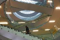 Nová budova Přírodověděcké fakulty UP na Envelopě