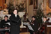 Tříkrálový koncert ve Velkém Újezdu