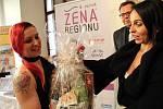 Předávání ocenění Žena regionu za rok 2017 v Olomouci