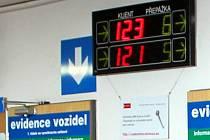 Evidence vozidel v Olomouci. Ilustrační foto