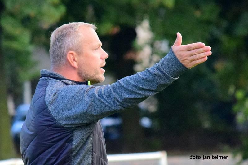 Fotbalisté Brodku u Přerova porazili doma v 8. kole krajského přeboru Bohuňovice 2:1 (1:0). trenér Bohuňovic Jaromír Lukášek