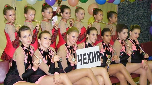 Gymnastky Velkého Týnce