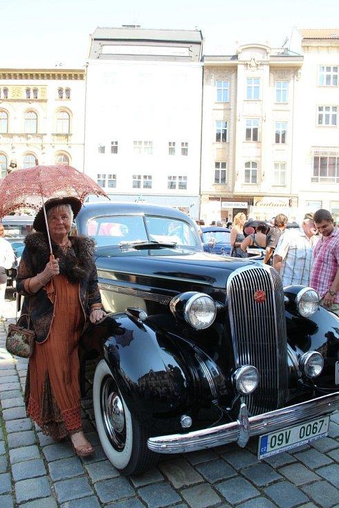 Hanácké okruh 2014 v Olomouci a okolí