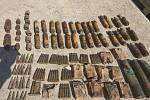 Munice nalezená ve sklepě v Dubu nad Moravou