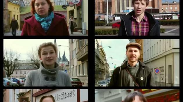Z upoutávky Tisíc a jedna Olomouc na kanálu Youtube