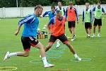 Fotbalisté SK Sigma Olomouc zahájili v pondělí 20. června přípravu na novou sezonu