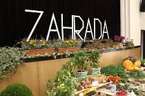 Výstava ovoce a zeleniny v Bohuňovicích