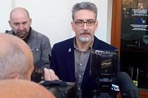 Lídr ANO a kandidát na olomouckého primátora Miroslav Žbánek