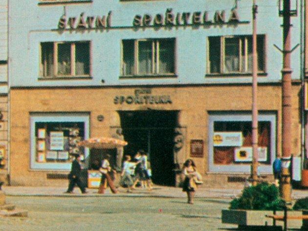 Horní náměstí 1979...