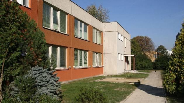 Azylový dům v Holečkově ulici v Olomouci