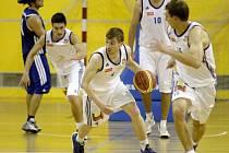 Olomoučtí basketbalisté. Ilustrační foto