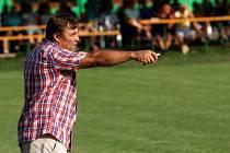 Trenér Milan Schmidt
