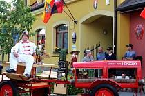 Hradčany na Přerovsku - Vesnice roku 2013