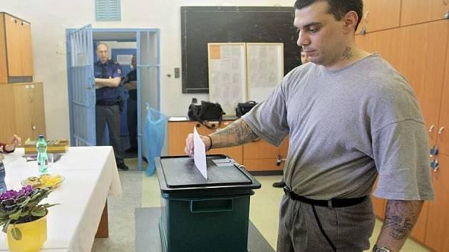 Volby ve věznici Mírov