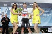 V Dolanech u Olomouce finišovala závěrečná čtvrtá etapa závodu Czech Cycling TourJuraj Sagan, nejaktivnější jezdec