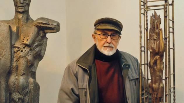 Zdeněk Přikryl vystavil v Galerii G díla vytvořená v období normalizace.