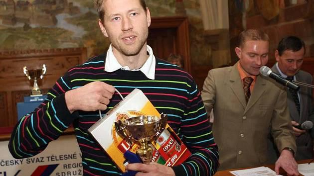 Tomáš Slovák (sjezd na divoké vodě) - Sportovec Olomoucka 2011