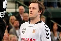 Ondřej Šulc v reprezentačním dresu