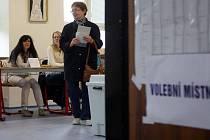 Krajské volby v Olomouci