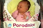 Barbora Studená, Mezice narozena 4. listopadu míra 51 cm, váha 3820 g
