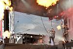 Dymytry. Hudební festival Hrady CZ 2019 na Bouzově