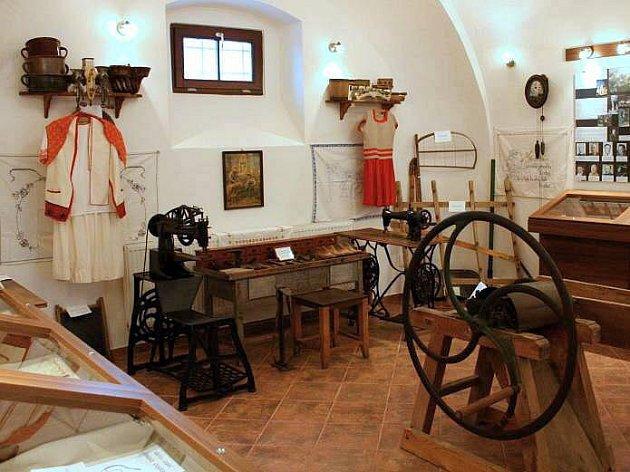 Muzeum řemesel v Bouzově