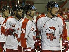 Olomoučtí hokejisté v přípravě na novou sezonu
