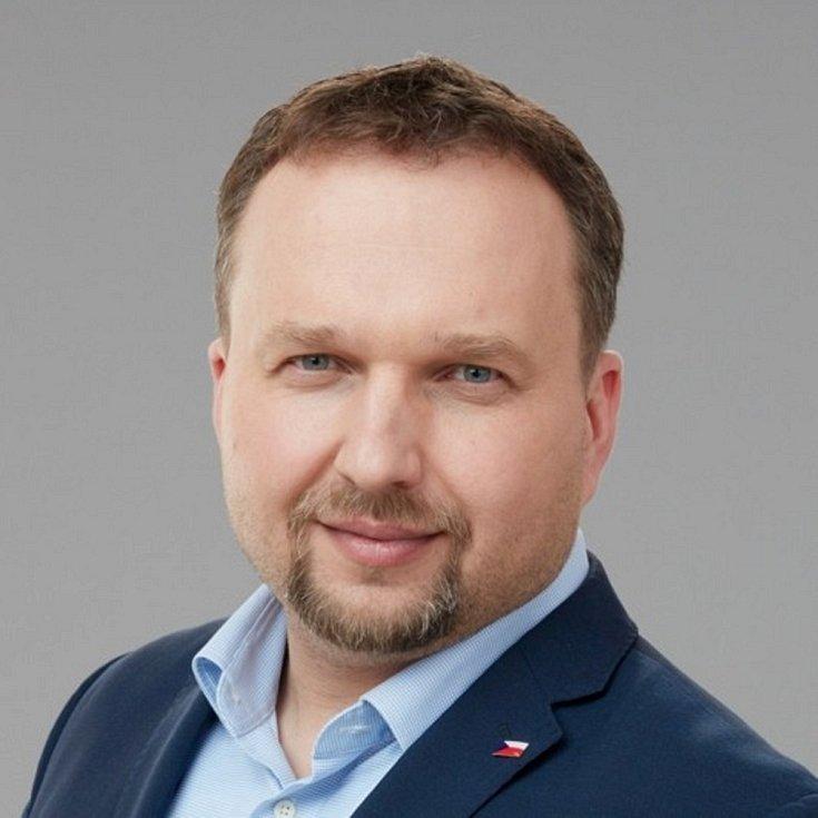 Marian Jurečka, lídr kolice Spolu v Olomoucké kraji