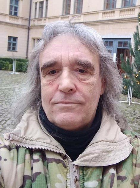 Miroslav Spilka, 59let, Olomouc, hudebník