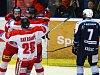 Čtvrtinále play-off mezi Olomoucí a Plzní