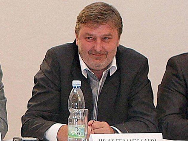 Milan Feranec - ANO - Olomouc