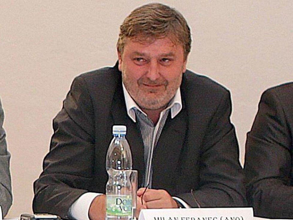 Milan Feranec (ANO).