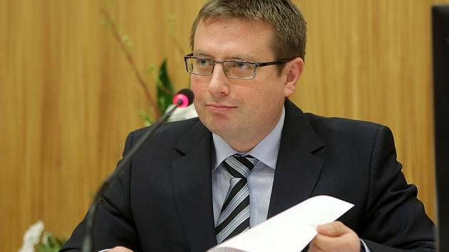 Nový olomoucký primátor Martin Major
