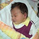 Emily Fialová, narozena 20 listopadu ve Šternberku, míra 50 cm, váha 3200 g