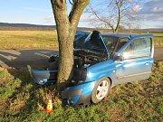 Nehoda mezi Bohuňovicemi a Štarnovem