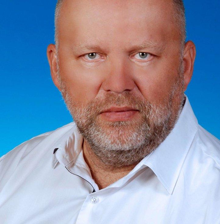 Manažer Lubomír Hartmann je volebním lídrem Realistů v Olomouckém kraji
