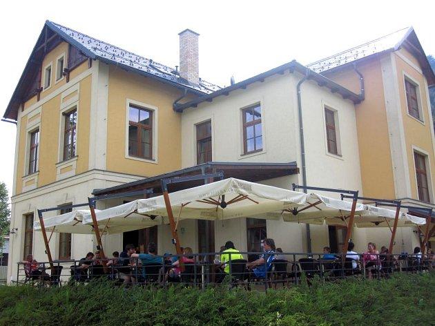 Pivovarská restaurace, Hanušovice